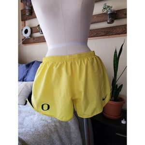 Nike dri-fit shorts oregon ducks